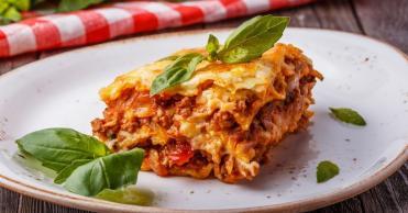La délicieuse et simplissime recette des lasagnes au roaster