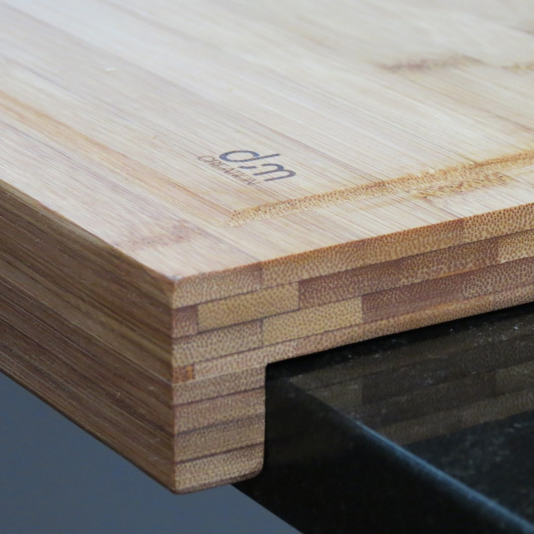 plan de travail amovible en bambou dm creation scandi vie. Black Bedroom Furniture Sets. Home Design Ideas