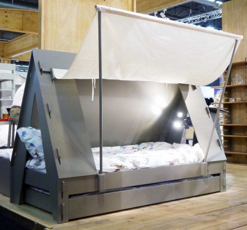 lit tente enfant simple couchage. Black Bedroom Furniture Sets. Home Design Ideas