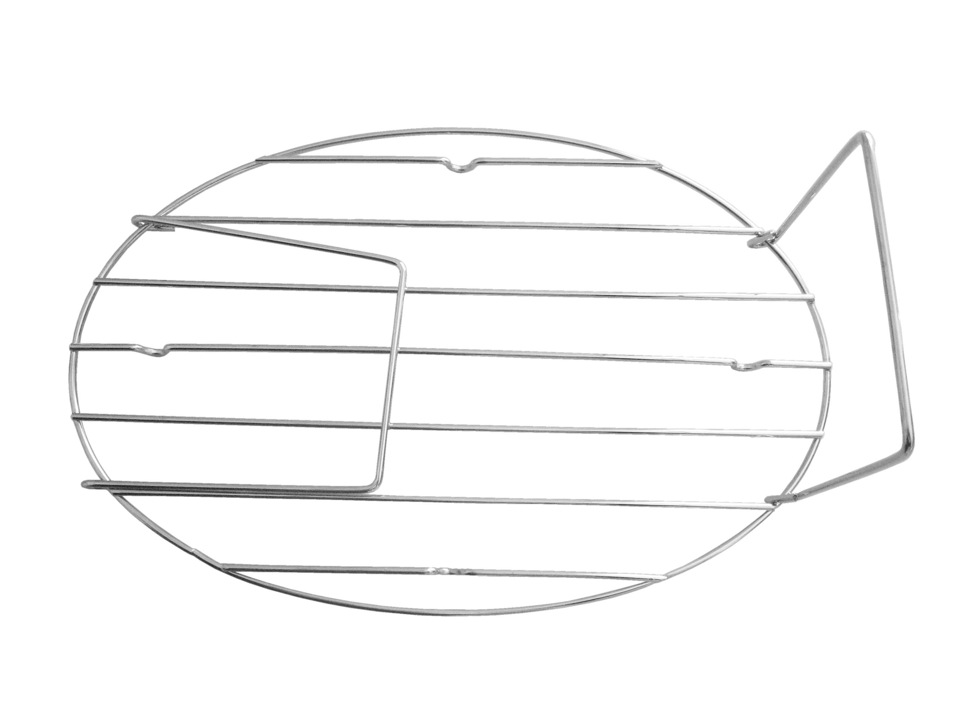 grille de cuisson pour roaster ovale