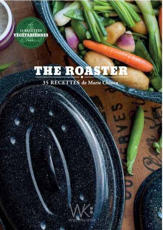 livre de recettes roaster