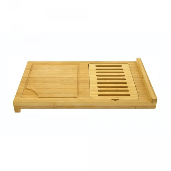 plan de travail bambou d coupe et tranche pain scandi vie. Black Bedroom Furniture Sets. Home Design Ideas