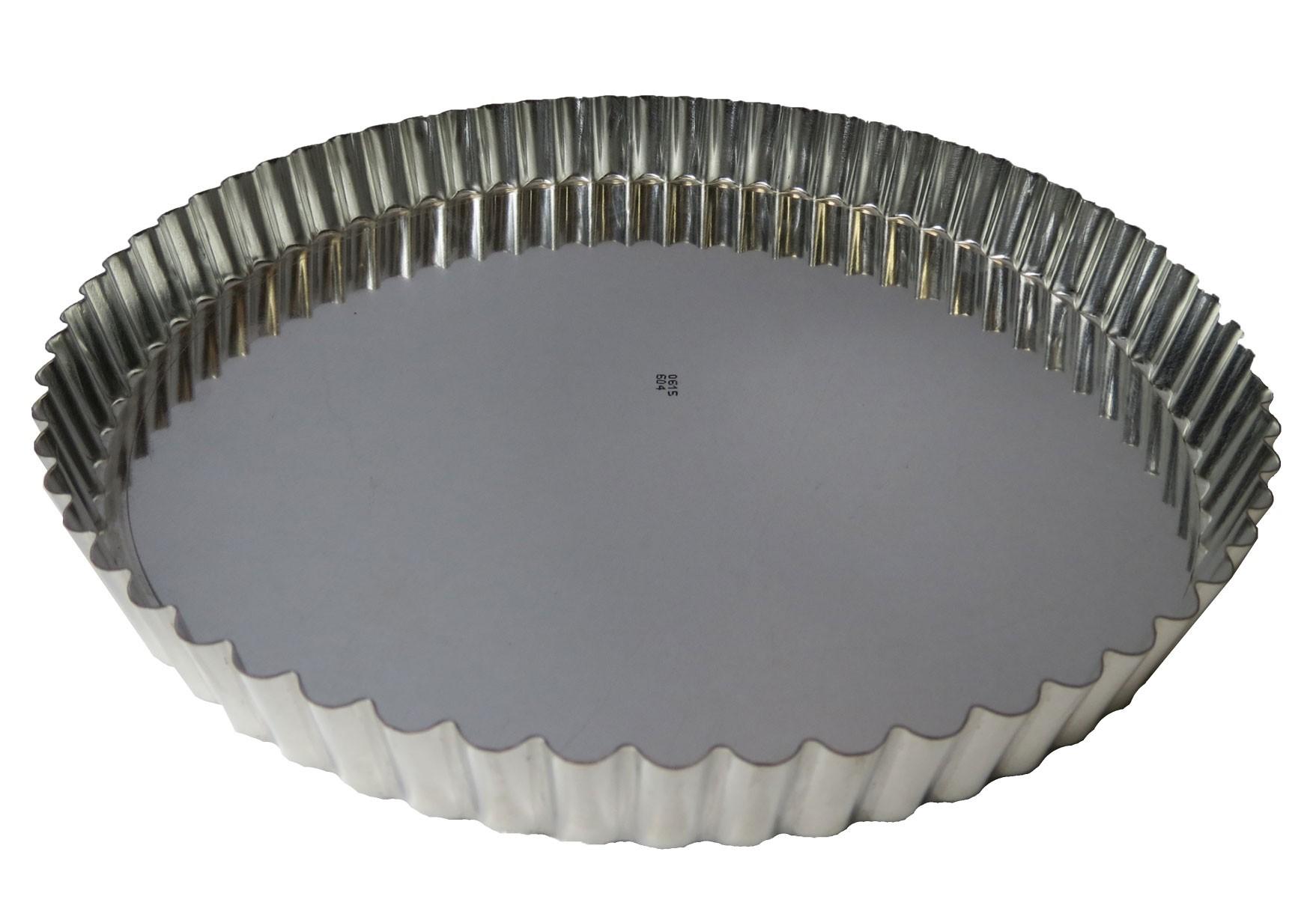 Tourtière ronde haute - 32 cm