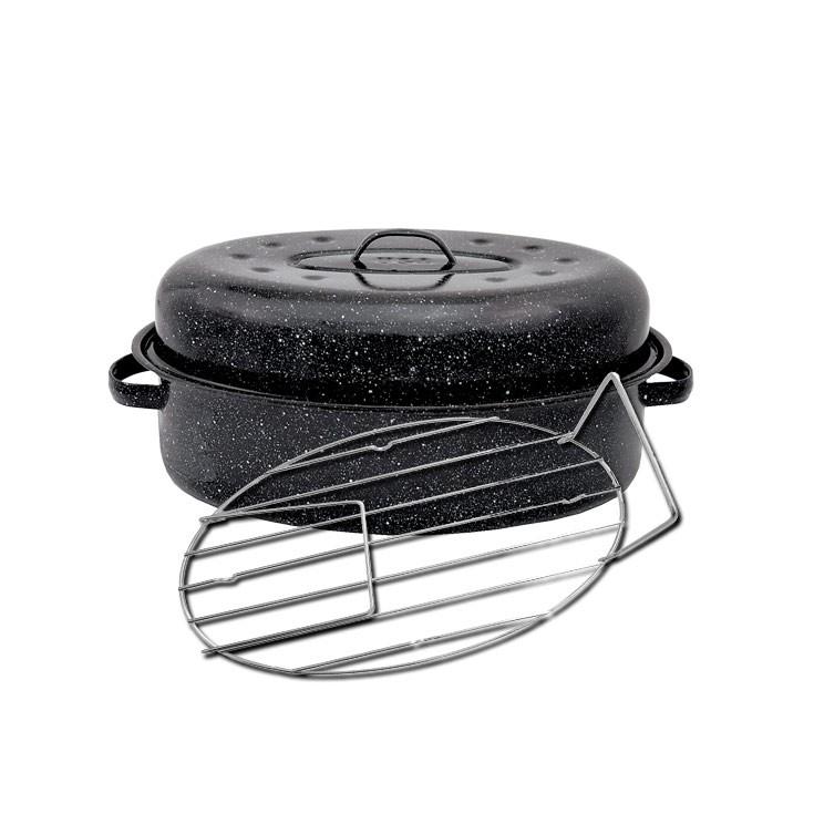 Cocotte roaster originale ovale