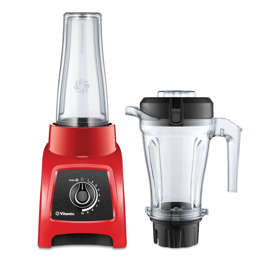 mixeur blender vitamix rouge