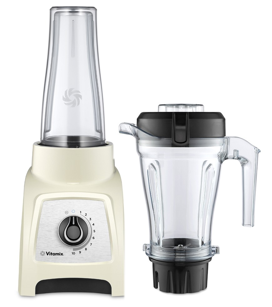 ensemble blender vitamix beige