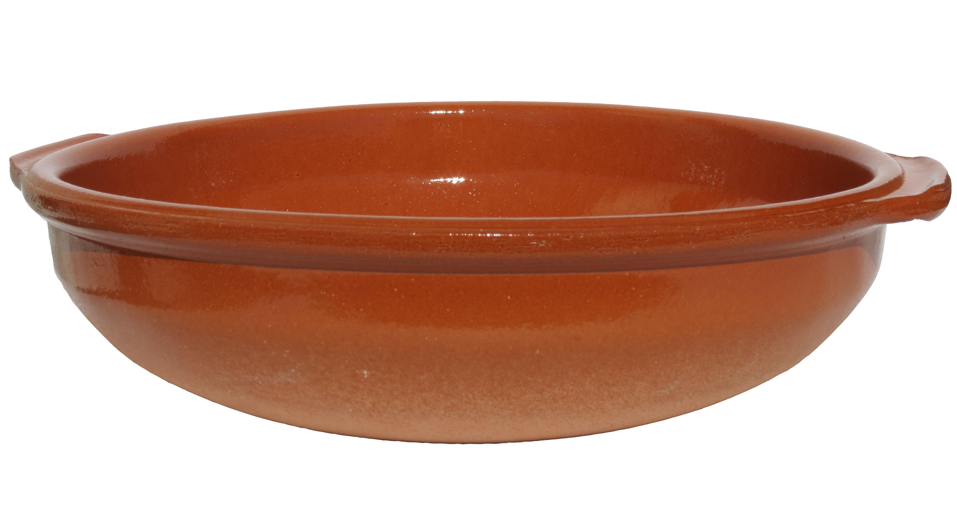 wok en terre pour couscous et cuisine marocaine