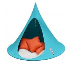 Tente suspendue Double Ø 1.8 m - Turquoise