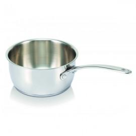 casserole inox 16 cm 2 personnes