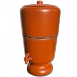 Fontaine à eau filtrante 5 litres - Non verni