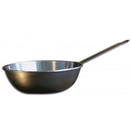 poele haute sauteuse en fer