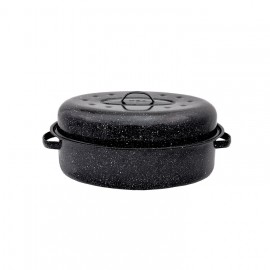 cocotte ovale roaster moyen modele