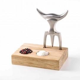 tridens fourchette et socle