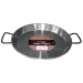 poêle à paella en fer et acier