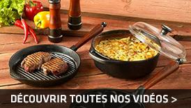 Scandi-vie TV : ustensiles de cuisine en image