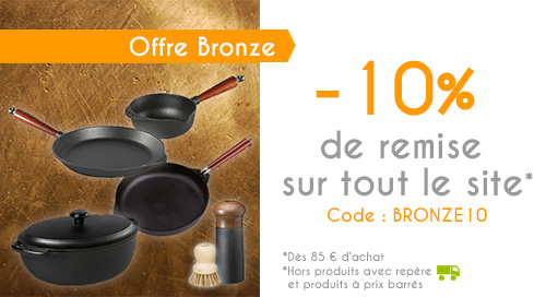 Offre Bronze