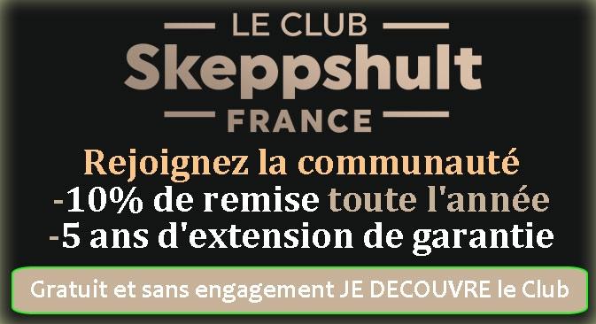 Offre club skeppshult France