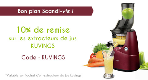 offre Soldes Kuvings